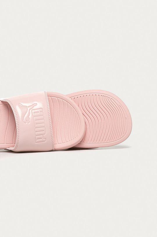 Puma - Pantofle Popcat 20  Svršek: Umělá hmota Vnitřek: Textilní materiál Podrážka: Umělá hmota