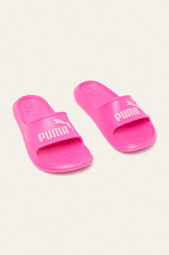 Puma - Papuci Divecat roz ascutit