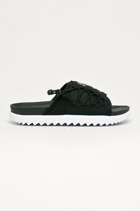 čierna Nike Sportswear - Šľapky Asuna Dámsky