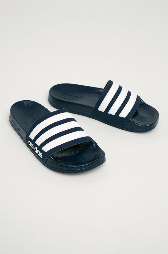 adidas - Papuci Adilette Shower bleumarin