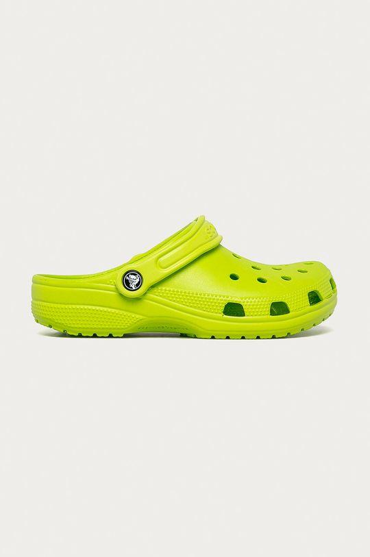 galben – verde Crocs - Papuci De femei