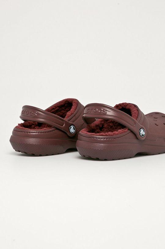 Crocs - Šľapky  Zvršok: Syntetická látka Vnútro: Textil Podrážka: Syntetická látka
