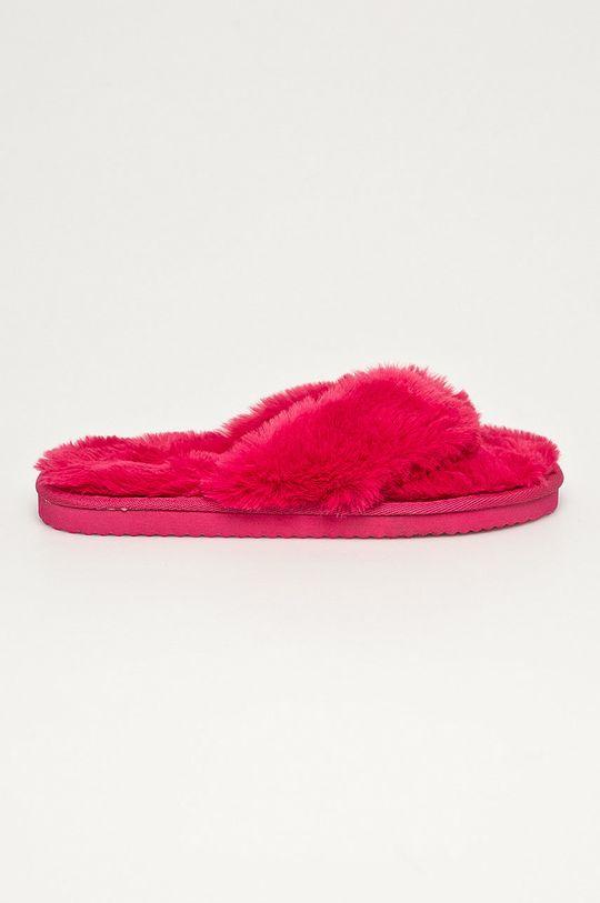 ostry różowy Flip*Flop - Kapcie Original fur Damski