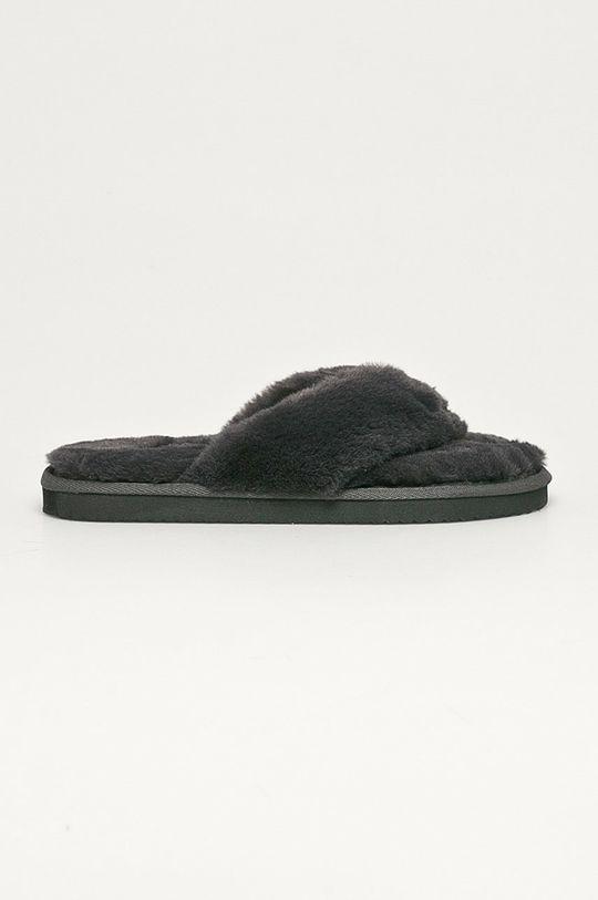 szary Flip*Flop - Kapcie Original fur Damski