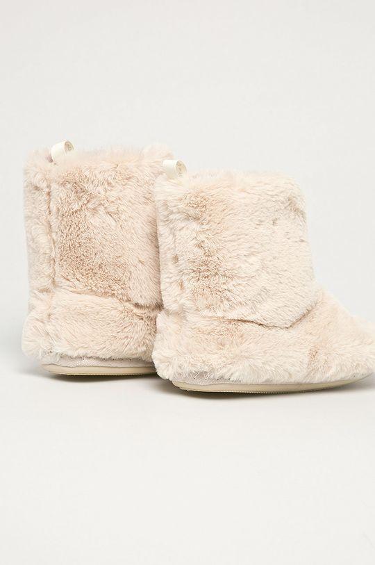 Flip*Flop - Kapcie Yeti Cholewka: Materiał tekstylny, Wnętrze: Materiał tekstylny, Podeszwa: Materiał syntetyczny