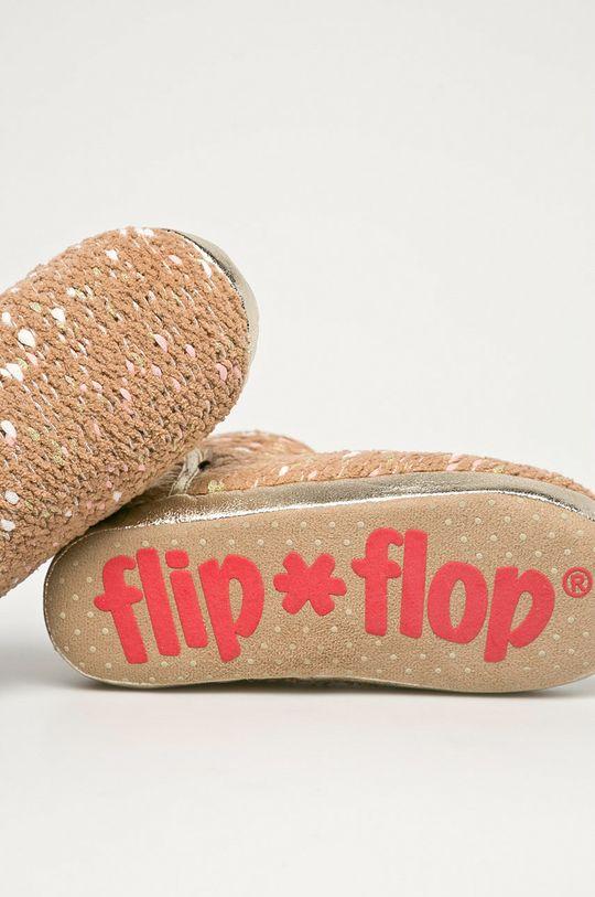 kawowy Flip*Flop - Kapcie Bonny