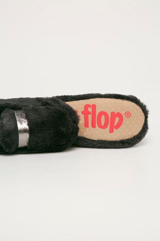 Flip*Flop - Kapcie Classy 100 % Materiał tekstylny