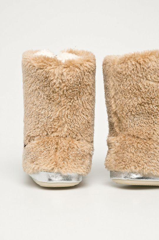 Flip*Flop - Kapcie Yeti II Cholewka: Materiał tekstylny, Wnętrze: Materiał tekstylny, Podeszwa: Materiał syntetyczny
