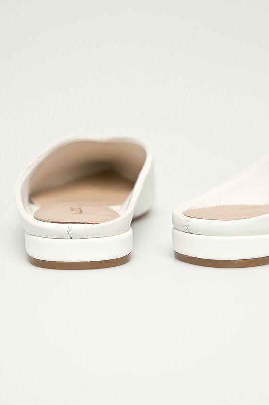 Aldo - Slapi de piele Nirasa  Gamba: Piele naturala Interiorul: Material sintetic, Piele naturala Talpa: Material sintetic