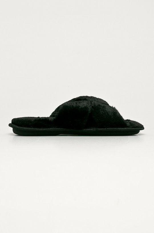 czarny Truffle Collection - Kapcie Damski