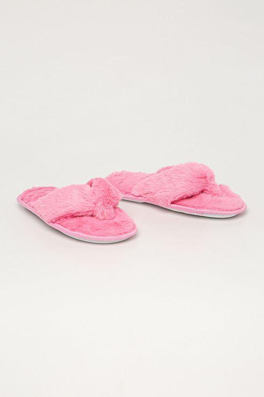 Truffle Collection - Kapcie różowy