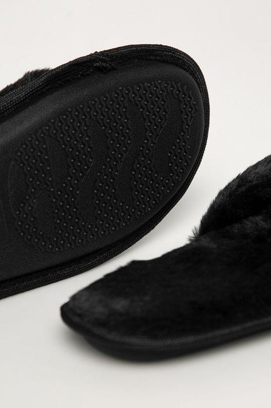 Truffle Collection - Kapcie Cholewka: Materiał tekstylny, Wnętrze: Materiał tekstylny, Podeszwa: Materiał syntetyczny, Materiał tekstylny