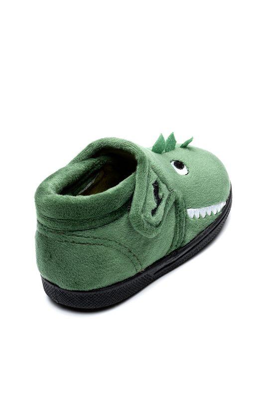 Chipmunks - Dětské papuče Danny  Svršek: Textilní materiál Vnitřek: Textilní materiál Podrážka: Umělá hmota