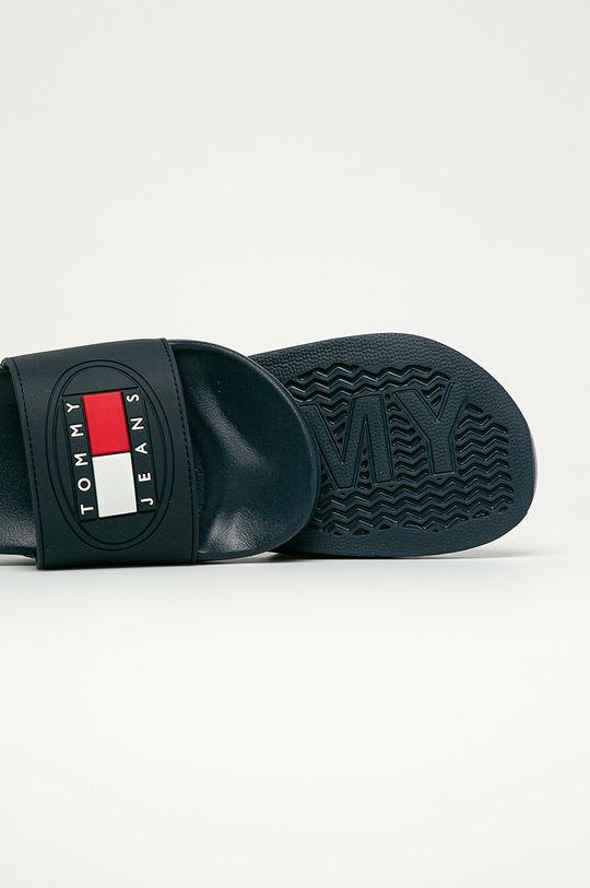 Tommy Jeans - Pantofle  Svršek: Umělá hmota Vnitřek: Umělá hmota, Textilní materiál Podrážka: Umělá hmota