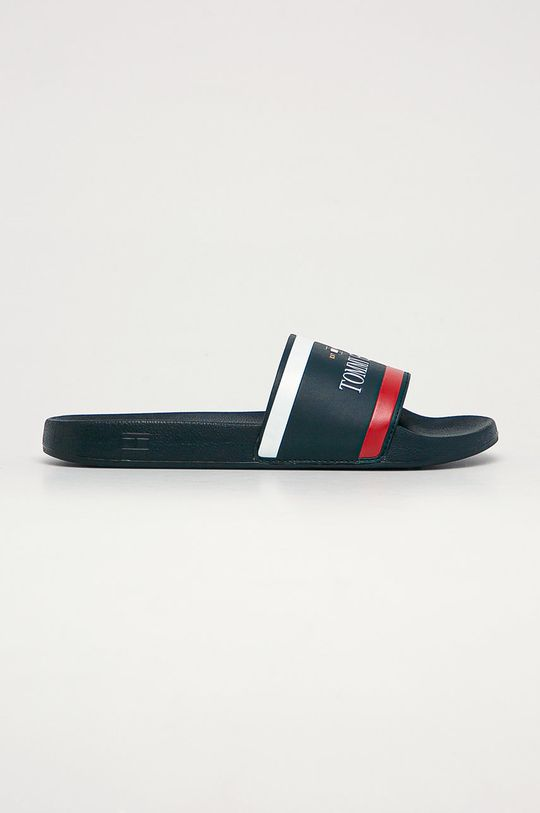 bleumarin Tommy Hilfiger - Papuci De bărbați