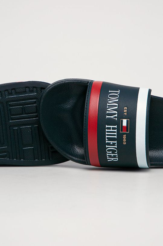 Tommy Hilfiger - Papuci  Gamba: Material sintetic Interiorul: Material sintetic, Material textil Talpa: Material sintetic