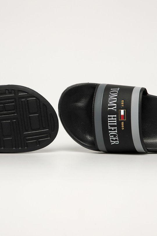 Tommy Hilfiger - Šľapky  Zvršok: Syntetická látka Vnútro: Textil Podrážka: Syntetická látka