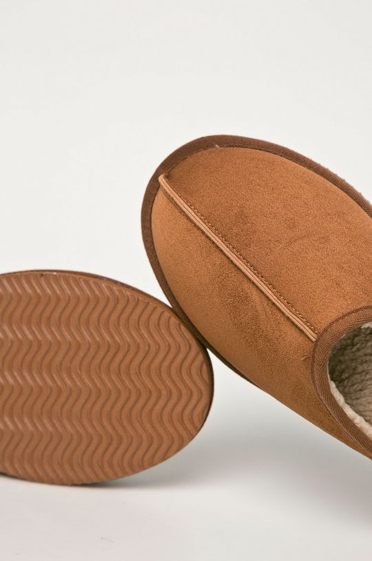 Jack & Jones - Kapcie Cholewka: Materiał tekstylny, Wnętrze: Materiał tekstylny, Podeszwa: Materiał syntetyczny