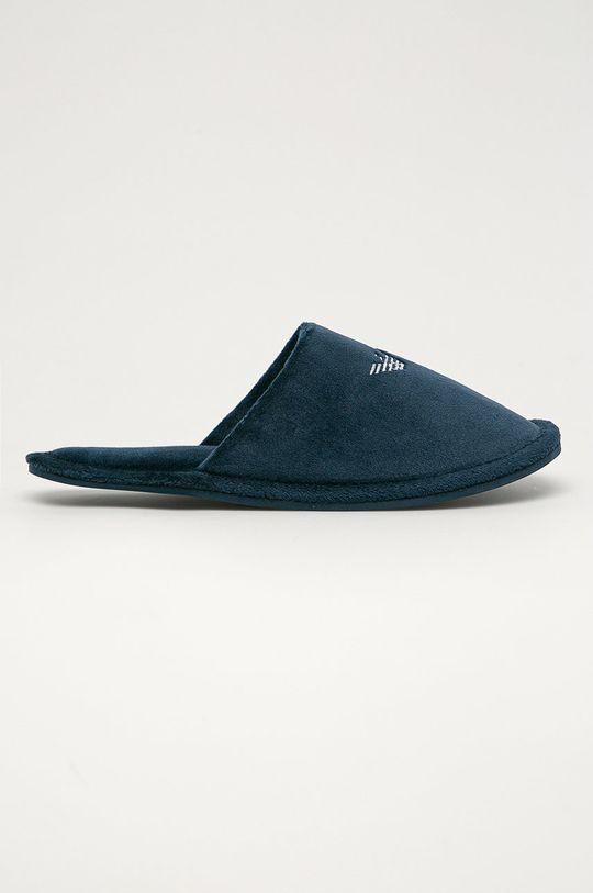 блакитний Emporio Armani - Тапочки Чоловічий
