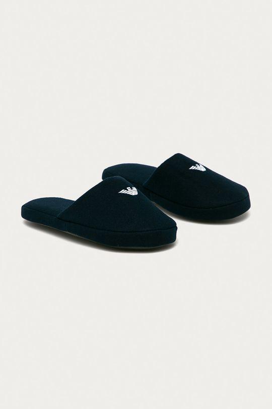 Emporio Armani - Pantofle námořnická modř