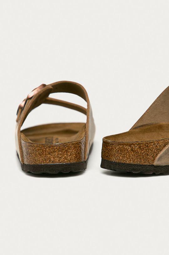Birkenstock - Kožené šľapky Arizona  Zvršok: Prírodná koža Vnútro: Prírodná koža Podrážka: Syntetická látka