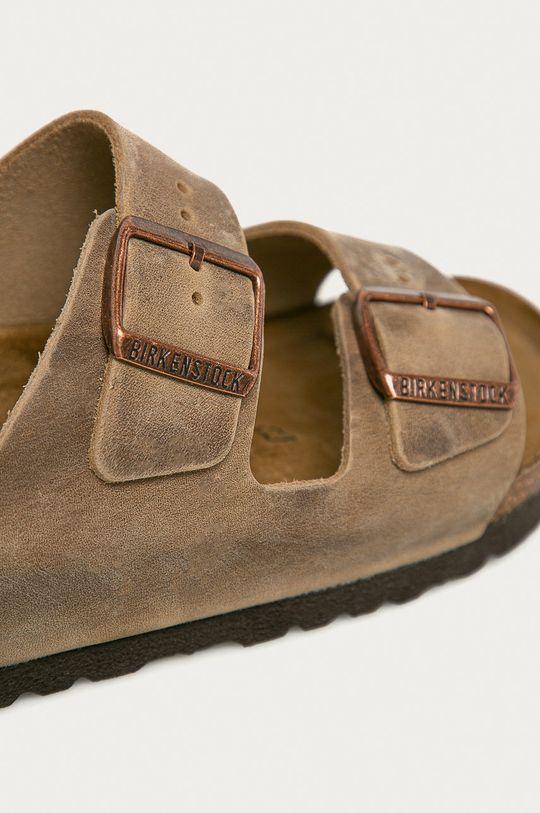 Birkenstock - Kožené šľapky Arizona Pánsky