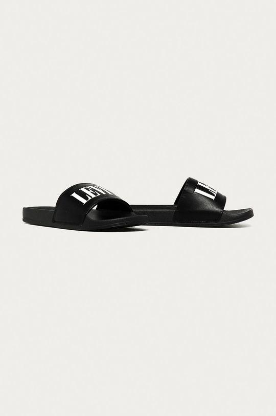 Levi's - Pantofle černá