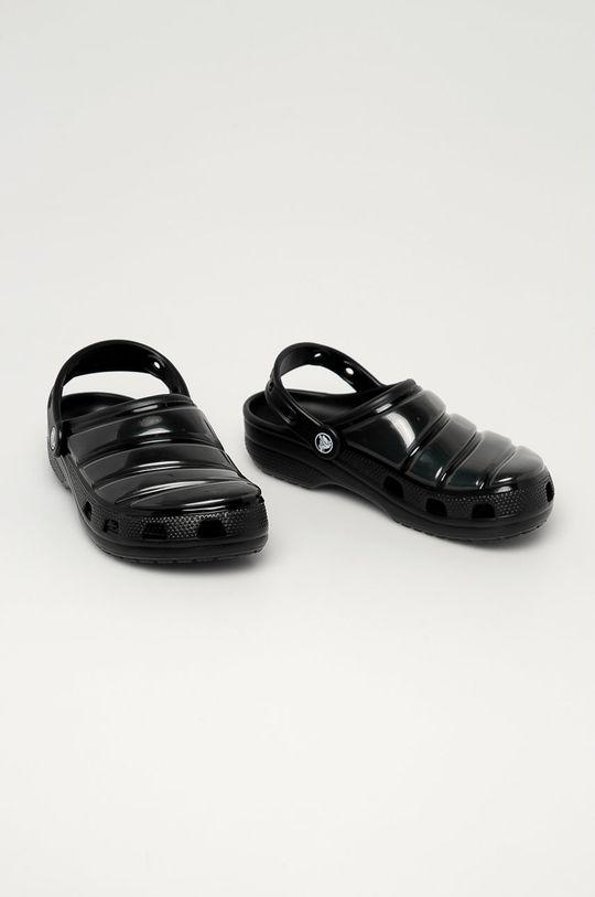 Crocs - Šľapky čierna