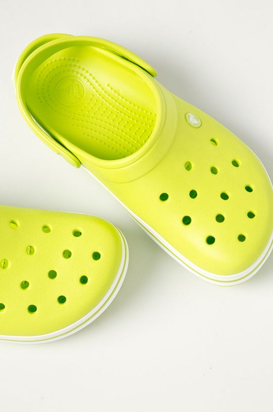 galben – verde Crocs - Papuci