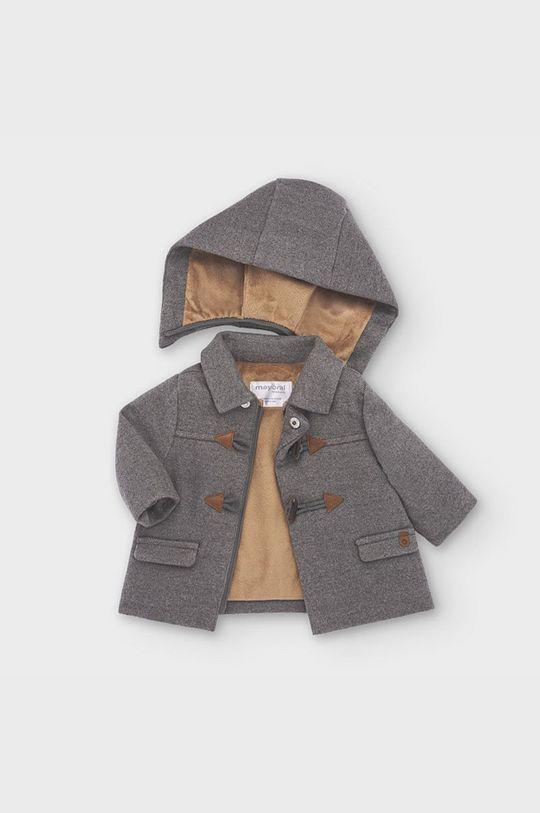 Mayoral - Detský kabát 65-86 cm  Podšívka: 100% Polyester Základná látka: 2% Elastan, 78% Polyester, 20% Viskóza