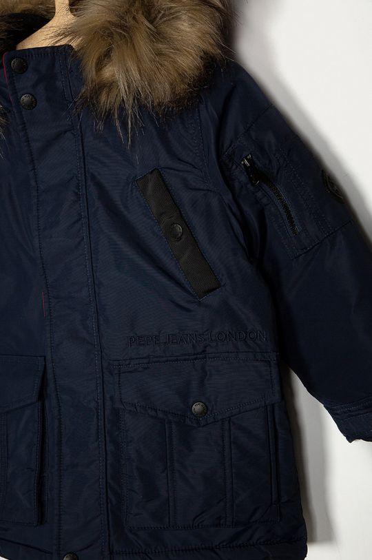 Pepe Jeans - Kurtka dziecięca Floydd 104-180 cm Podszewka: 100 % Poliester, Wypełnienie: 100 % Poliester, Materiał zasadniczy: 100 % Nylon