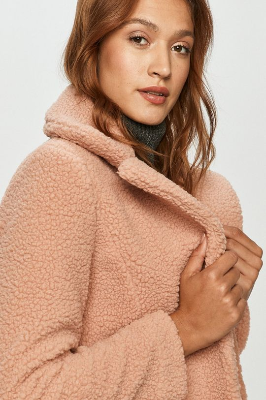 brudny róż Vero Moda - Płaszcz