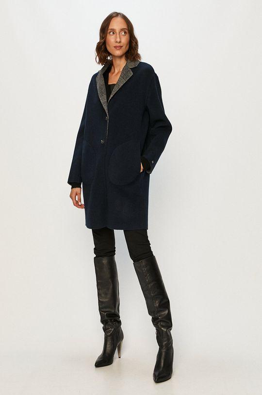 Tommy Hilfiger - Kabát  38% Polyester, 62% Vlna