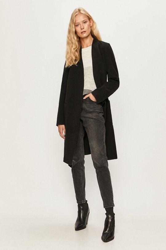 Vila - Kabát čierna