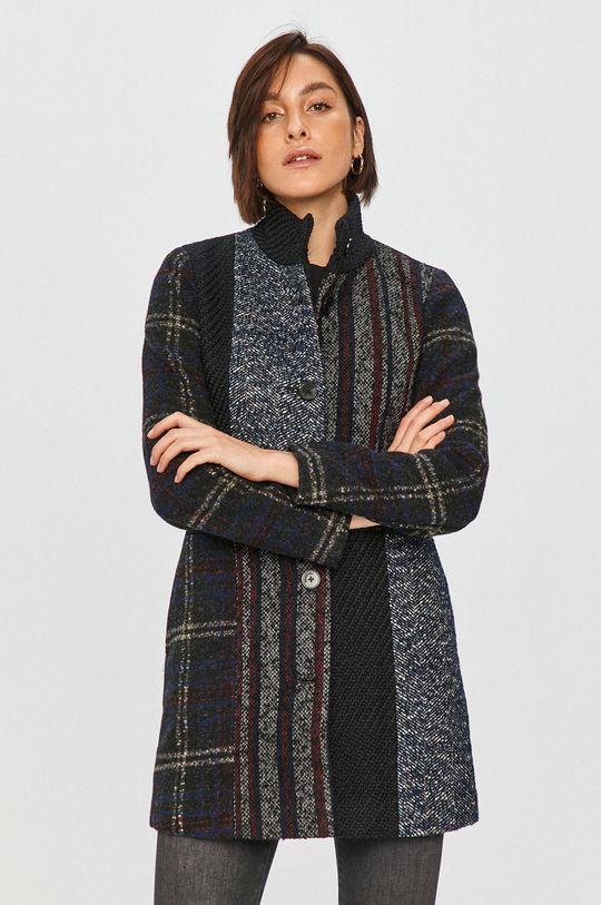 viacfarebná Desigual - Kabát Dámsky