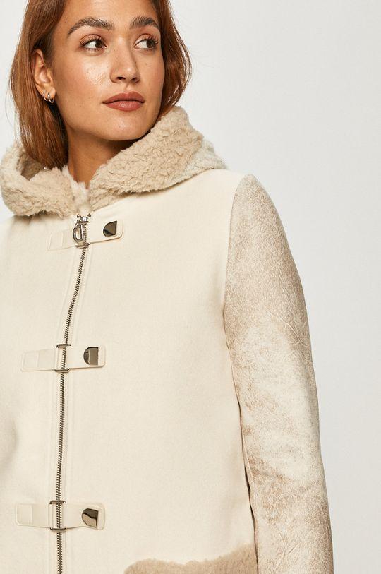 bílá Desigual - Kabát