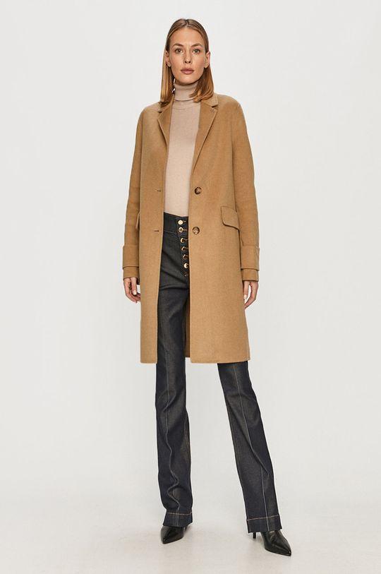 Calvin Klein - Kabát béžová