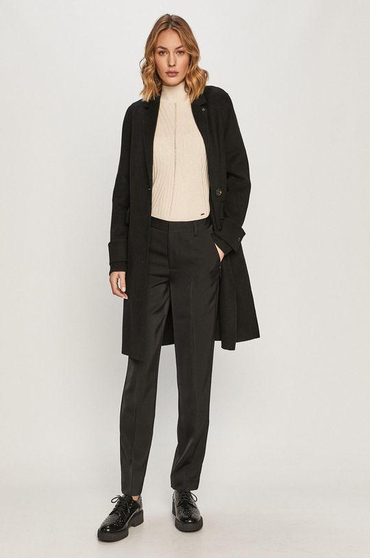 Calvin Klein - Palton negru
