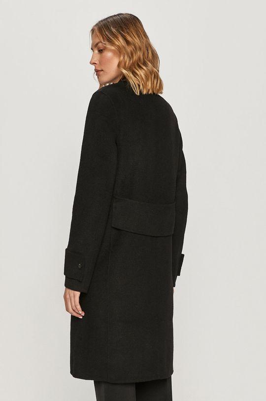 Calvin Klein - Palton  47% Poliester , 53% Lana