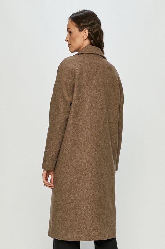 Vero Moda - Płaszcz Podszewka: 100 % Poliester, Materiał zasadniczy: 5 % Akryl, 2 % Nylon, 56 % Poliester, 35 % Wełna, 2 % Wiskoza