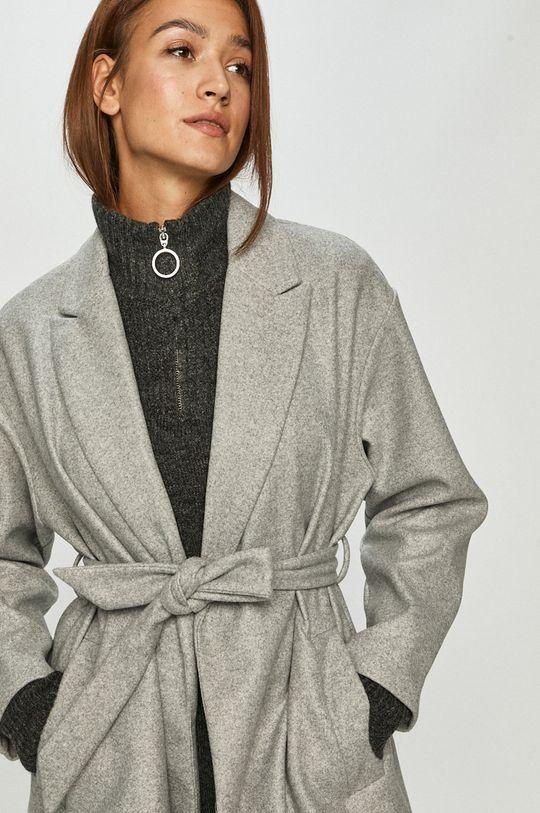 jasny szary Vero Moda - Płaszcz