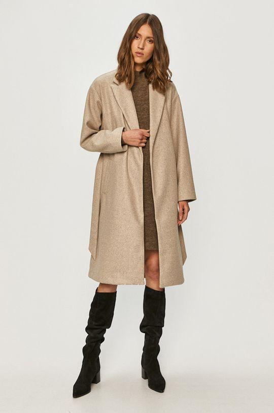 Vero Moda - Kabát šedá
