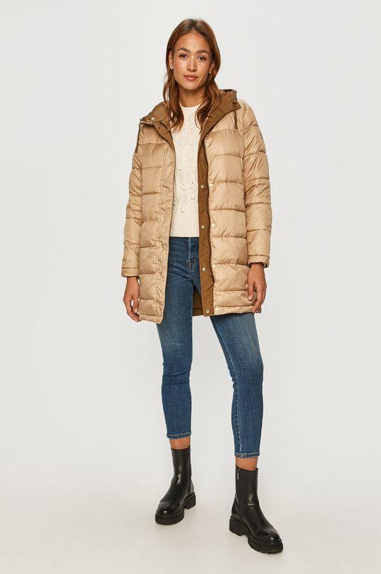 Pepe Jeans - Oboustranná bunda Rebeca  100% Polyester