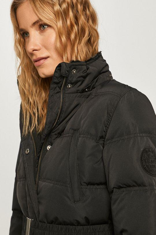 černá Pepe Jeans - Péřová bunda Moli