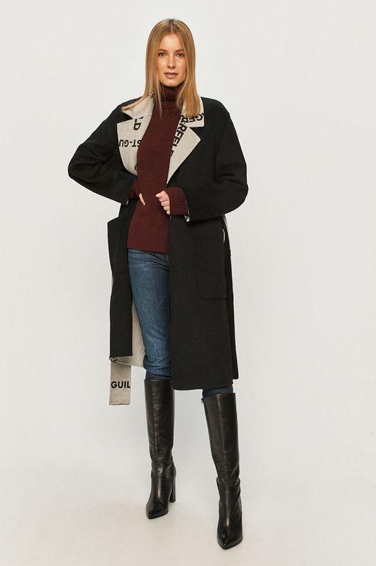 Karl Lagerfeld - Kabát  26% Polyamid, 71% Vlna, 3% Jiný materiál