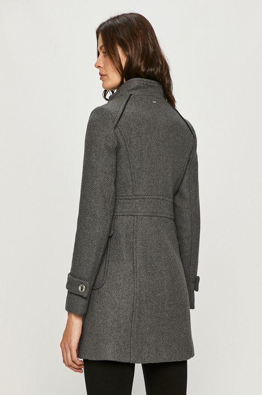 Morgan - Kabát  Hlavní materiál: 2% Akryl, 3% Polyamid, 40% Polyester, 55% Vlna