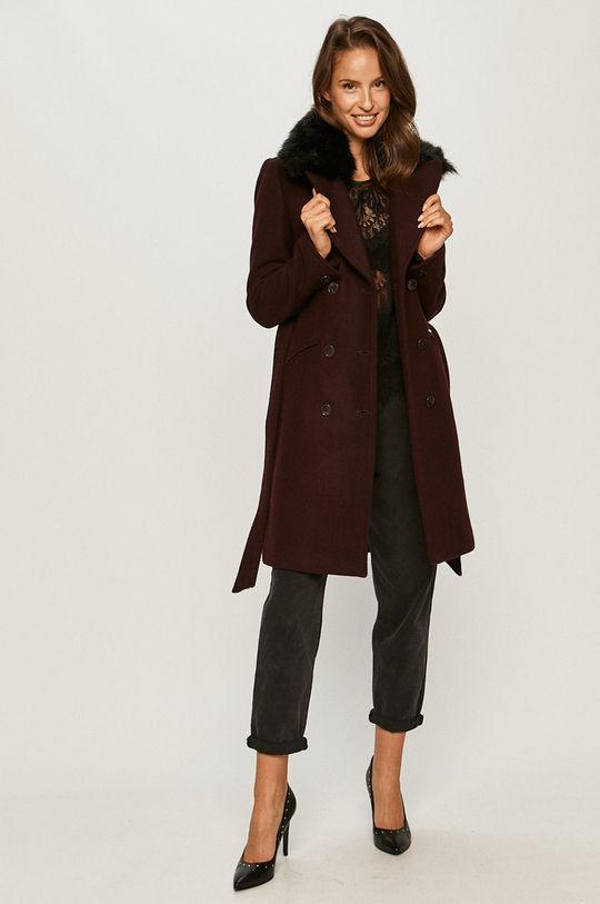Morgan - Kabát kaštanová