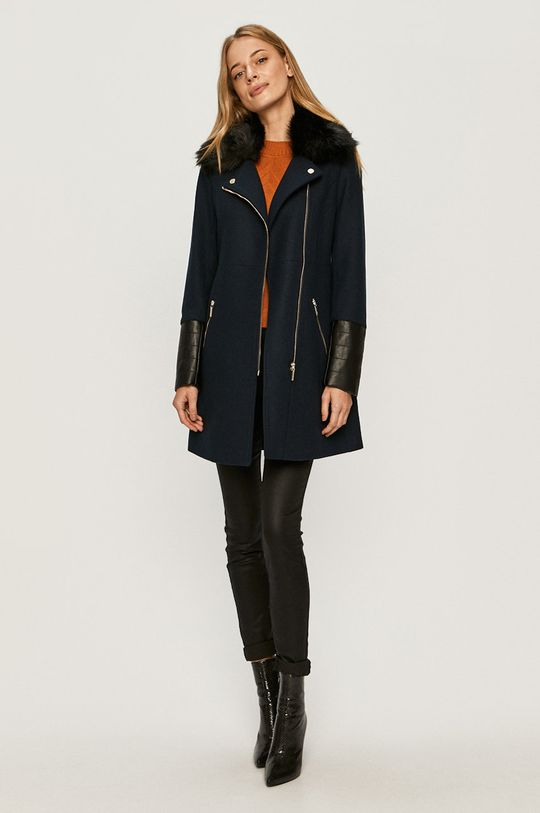 Morgan - Kabát tmavomodrá