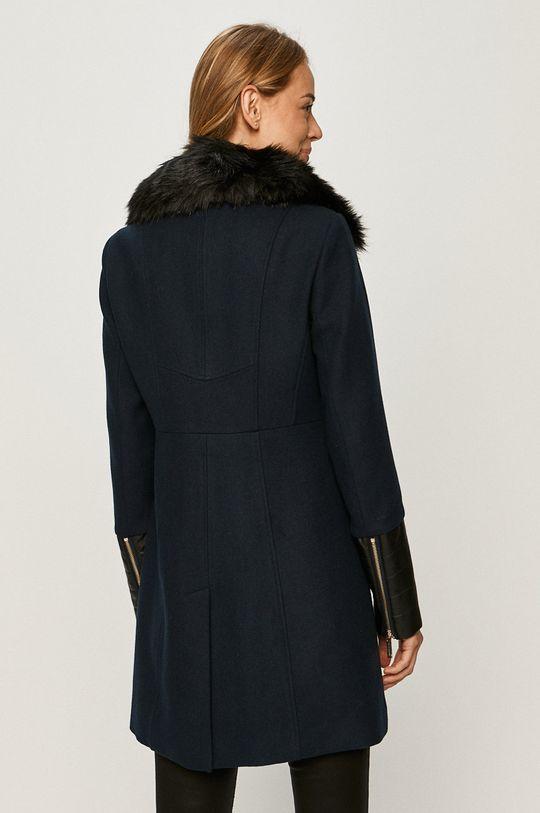 Morgan - Kabát  Podšívka: 100% Polyester Výplň: 100% Polyester Základná látka: 3% Akryl, 3% Polyamid, 42% Polyester, 52% Vlna Umelá kožušina: 58% Akryl, 23% Modacryl, 19% Polyester
