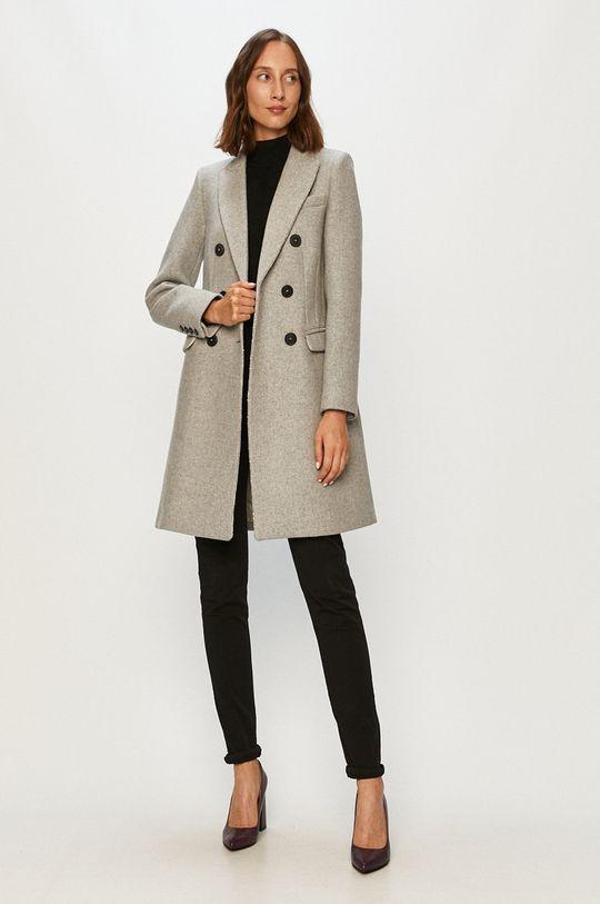 Morgan - Kabát svetlosivá